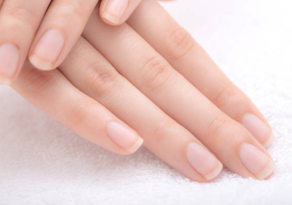 Overlay for Natural Nails